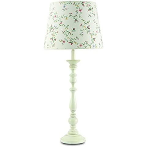 Peralta vidavi Beleuchtung 6390–Tischleuchte, Holz, 60W, E27, Farbe Verkapselung