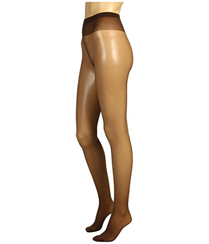 Wolford Individual, Collants Femme, 10 DEN coca