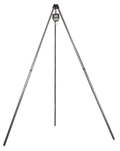 Fox Weighing Tripod Dreibein, Tri-Pod, Wiegegestell zum Fische wiegen