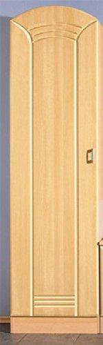 Pharao24 Garderobenschrank Buche Dielenschrank Regine