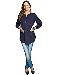 Slim Maternity Jeans - Light Blue