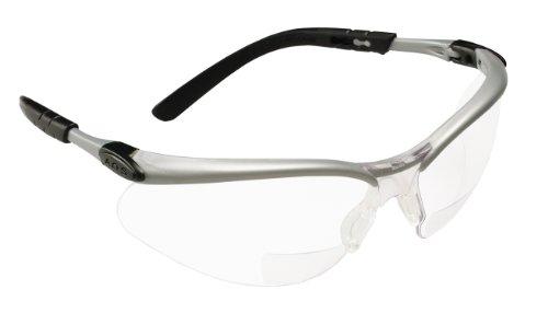 3M Reader 's Sicherheit Gläser, 1,5Dioptrie, Clear Lens Bifokal Objektiv -