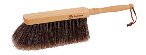 Redecker Hand Brush With Wooden Handle, 30cm, Beechwood