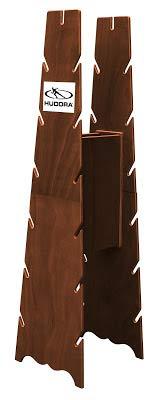 Display für Longboards, Holz