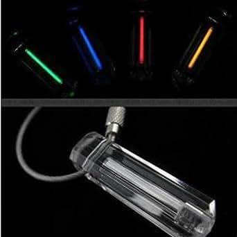 Néon Betalight qualité Kit Marqueur SML tritium auto- lumineux Keychain