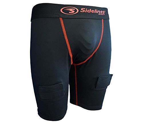 Sidelines Jock Shorts Compression Junior Größe L -