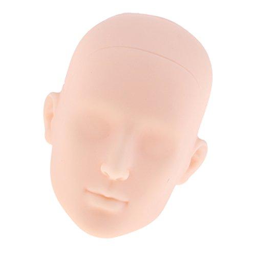 CUTICATE 1/6 Männlicher Bjd Puppenkopf Formen Kugelgegliederte Puppenkörperteile # 1 - # 1