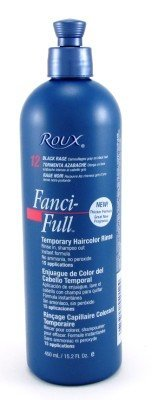 Roux Fanci-full Rinse #12 Black Rage by Roux -