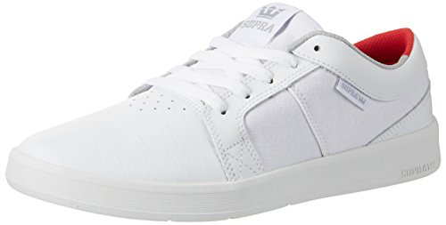 Supra Ineto, chaussons d'intérieur homme Weiß (White-White)