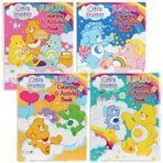 Bendon Care Bears Jumbo Color and Activity (96 Pages, Set Of 4 Books) by Bendon - Jumbo Care Bears