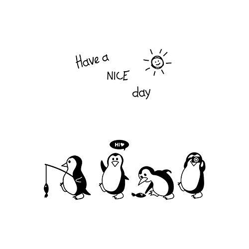 Penguin frigorifico Sticker