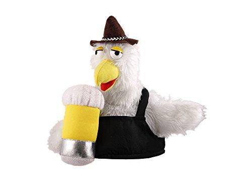Novelty Vogel & But Hut (Kostüm Vogel Kopfbedeckung)