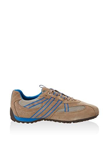 Geox Herren U Snake S Sneaker Sand/Sand