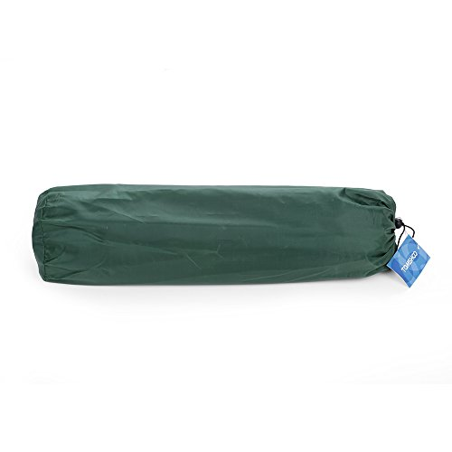 TOMSHOO Selbstaufblasbare Camping Luftmatratze Isomatte mit Kopfkissen - 9
