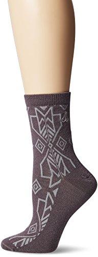 Pendleton Damen Winter Woods Fußkettchen Socken, damen, grau (Socken Fußkettchen Grau)