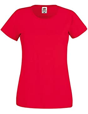 Fruit of the Loom - Camiseta - para mujer