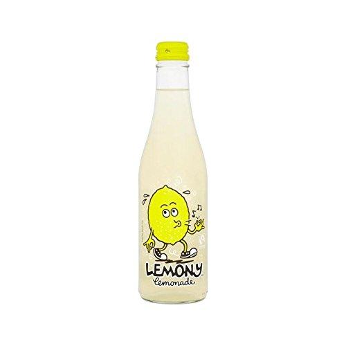 Fairtrade Citronnée Limonade 330Ml Organique (Paquet de 4)