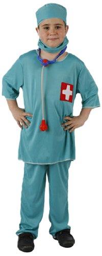 Imagen de atosa 95772  disfraz de médico para niño 4 años
