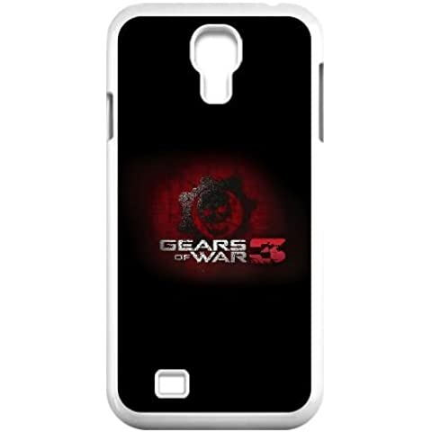 Samsung Galaxy S4 I9500 Phone Case White Gears Of War AC8464993 - Final Drive Gear