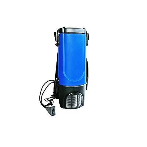 Eolo zaino aspirapolveri semiprofessionale + kit accessori lp37 made in italy