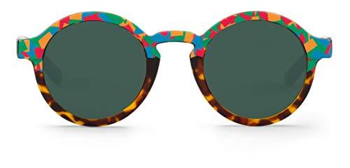 Mr. Boho Dalston Gafas de Sol, Multicolor (Confetti), Única Unisex