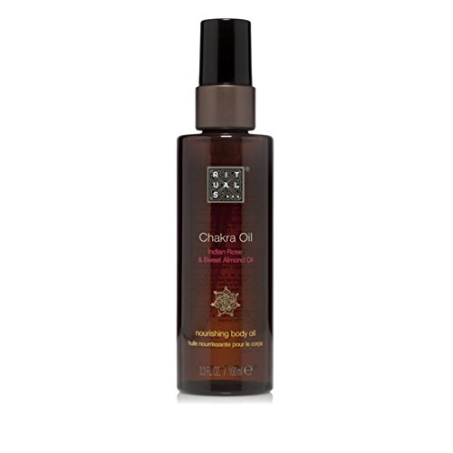 Rituals Cosmetics Chakra Aceite Aceite Corporal, 100 ml