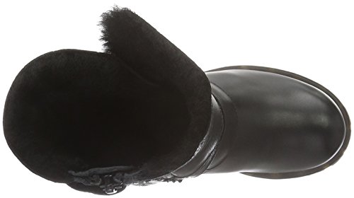 Unisa Pesia_ri_si, Bottes mi-hauteur avec doublure chaude fille Noir - Noir