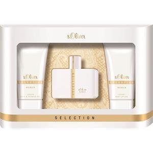 s.Oliver Damendüfte Selection Women Geschenkset Eau de Toilette Spray 30 ml + Bath & Shower Gel 75 ml + Body Lotion 75 ml 1 Stk.
