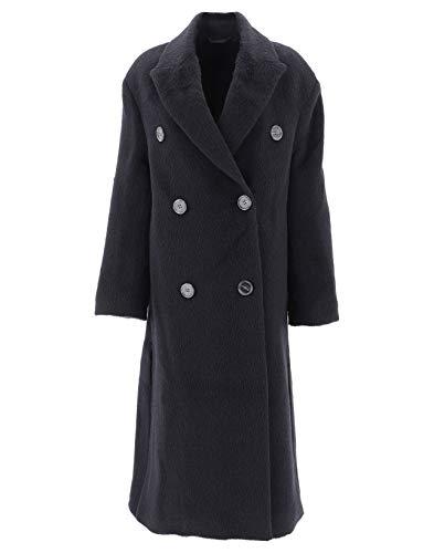 ACNE STUDIOS Luxury Fashion Damen A90142BLACK Schwarz Mantel | Herbst Winter 19 8