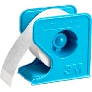 Micropore Surgical Tape with Dispenser by 3M Healthcare/TAPE, PAPER, MICROPORE, 1X10YD, DISPENSER by V Med Supply,