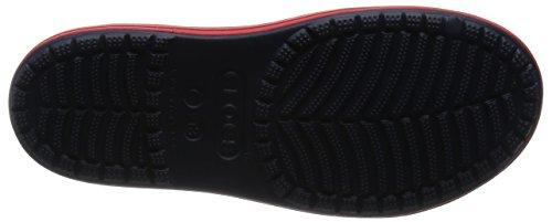 Crocs Bump Il K Shoe (enfant / petit Kid) Navy/Flame