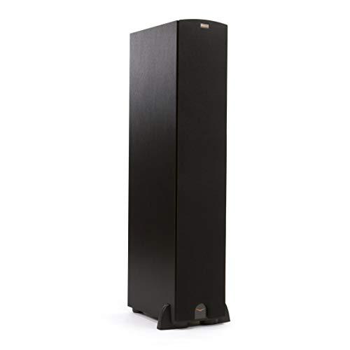 Klipsch R-26F Lautsprecher, Farbe: schwarz