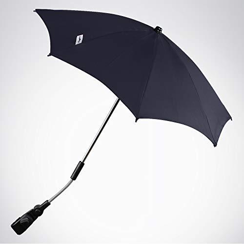 Bergsteiger Sonnenschirm für Kinderwagen & Buggy, universal Schirm, Sonnensegel, UV Sonnenschutz 50+, Bergsteiger Kinderwagen-Zubehör