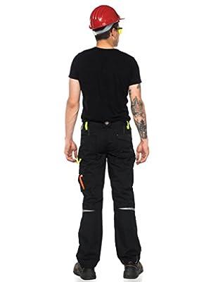 Prisma® - Herren Bundhose/Cargohose mit Multifunktions-Taschen - strapazierfähig