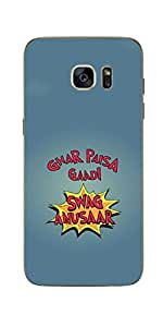 Insane Samsung Galaxy S7 Back Cover-High Quality Designer Cases and Covers for Samsung Galaxy S7