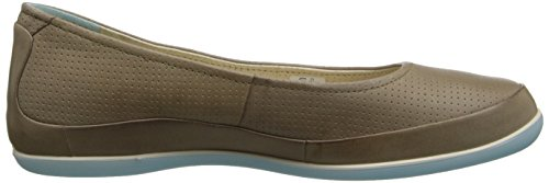 Ecco Dlite, Ballerines femme Marron (Navajo Brown)