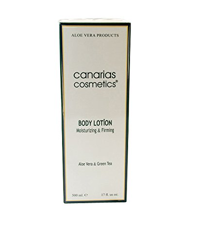 Canarias Cosmetics Dermo Aloe Body Lotion, 1er Pack (1 x 500 g)
