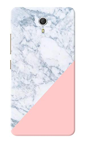 Oye Stuff Marble Geometric Printed Designer Case, Slim and Light Weight Back Cover for Lenovo Zuk Z1