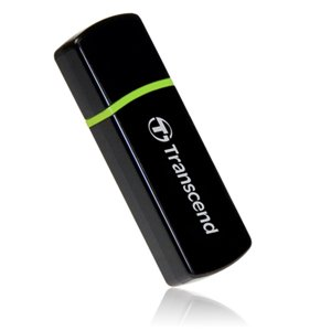 Transcend TS-RDP5K 9-in-1 USB 2.0 Flash Memory Card Reader Plug-and-Play