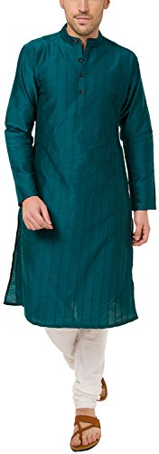SVANIK-Mens-Blended-Kurta