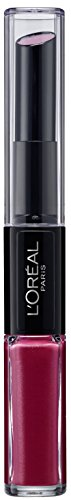 L'Oreal Paris Lippen Make-up Infaillible Lippenstift, 214 Raspberry for Life /Liquid Lipstick für...