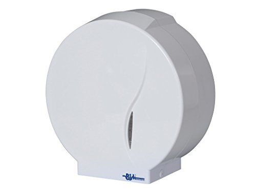 bisk-abs-jumbo-toilet-roll-dispenser-white