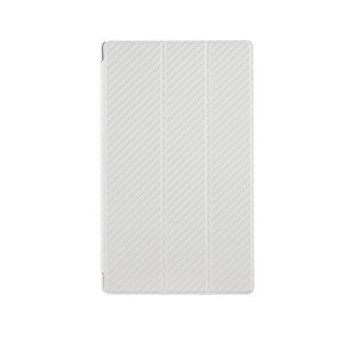 sony xperia z3 tablet compact Sony Genuine Xperia Z3 Tablet Compact di ROXFIT Bianco a Libro Flip Custodia - SMA5149CF