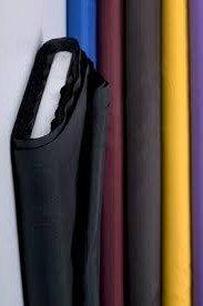 tissu DOUBLURE polyester fluide NOIRE NOIR au metre largeur 150 cm
