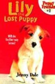 book cover of Lily The Lost Puppy