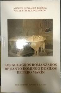 Los milagros romanzados de Santo Domingo de Silos de Pero Marín