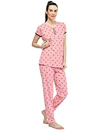 a7082e6d7f Amazon.in  Sleep   Loungewear  Clothing   Accessories  Nighties ...