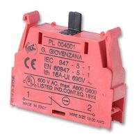 BERNSTEIN-dynamique–Res PL004001 CONTACT 1NC-BLOCK-WH Lot de 1 Min-Cleva ® garantie
