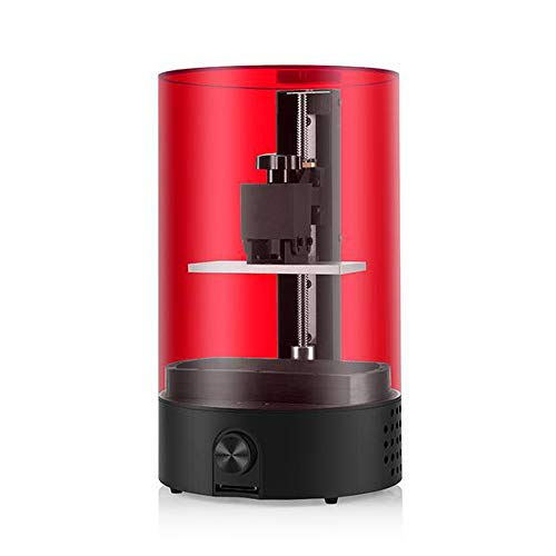 Kkmoon stereolithography grado tecnico lcd ad alta precisione resina fotosensibile sla home odontoiatria gioielli kit modello stampante 3d