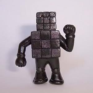 Exogini - Testa di roccia - 1 pezzo, colore nero (1987)